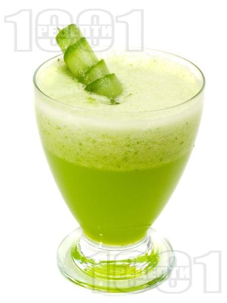 Коктейл Зелена Светлина (Green Light) - снимка на рецептата